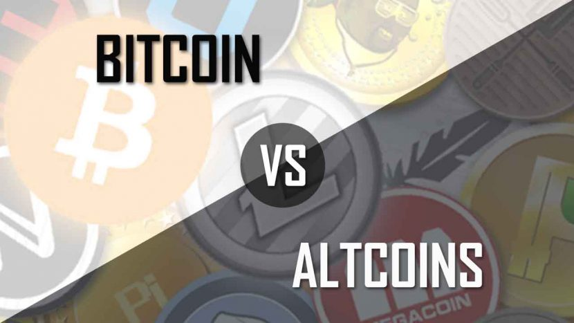 Bitcoin Vs Altcoins – How they perform?